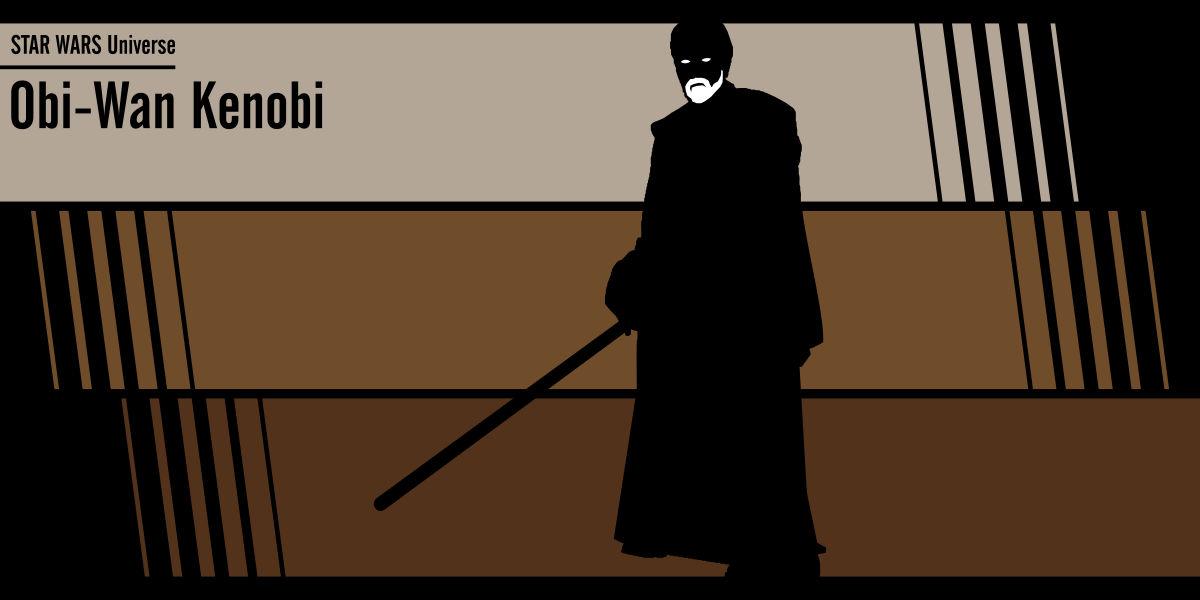 Fan art Star Wars: Obi-Wan Kenobi