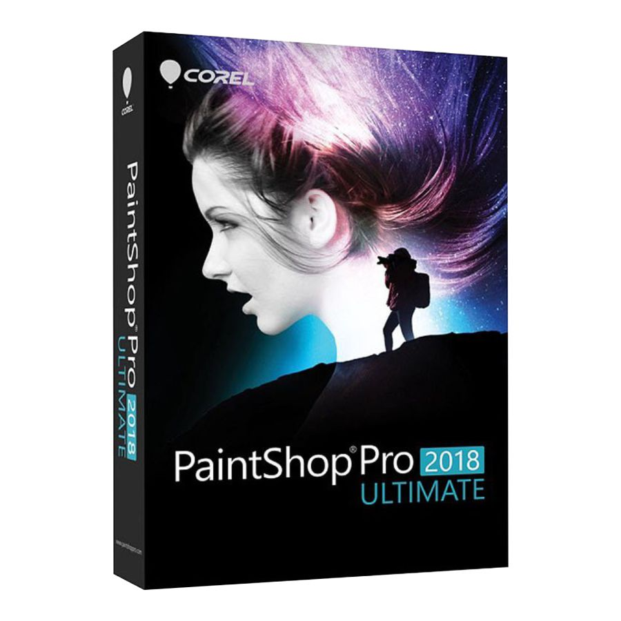 Fotografia - Corel PaintShop Pro