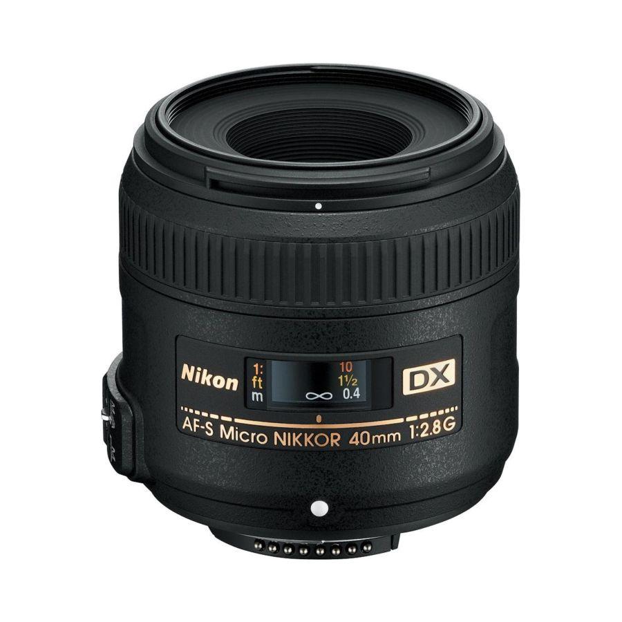 Fotografia - Nikkor 40mm micro