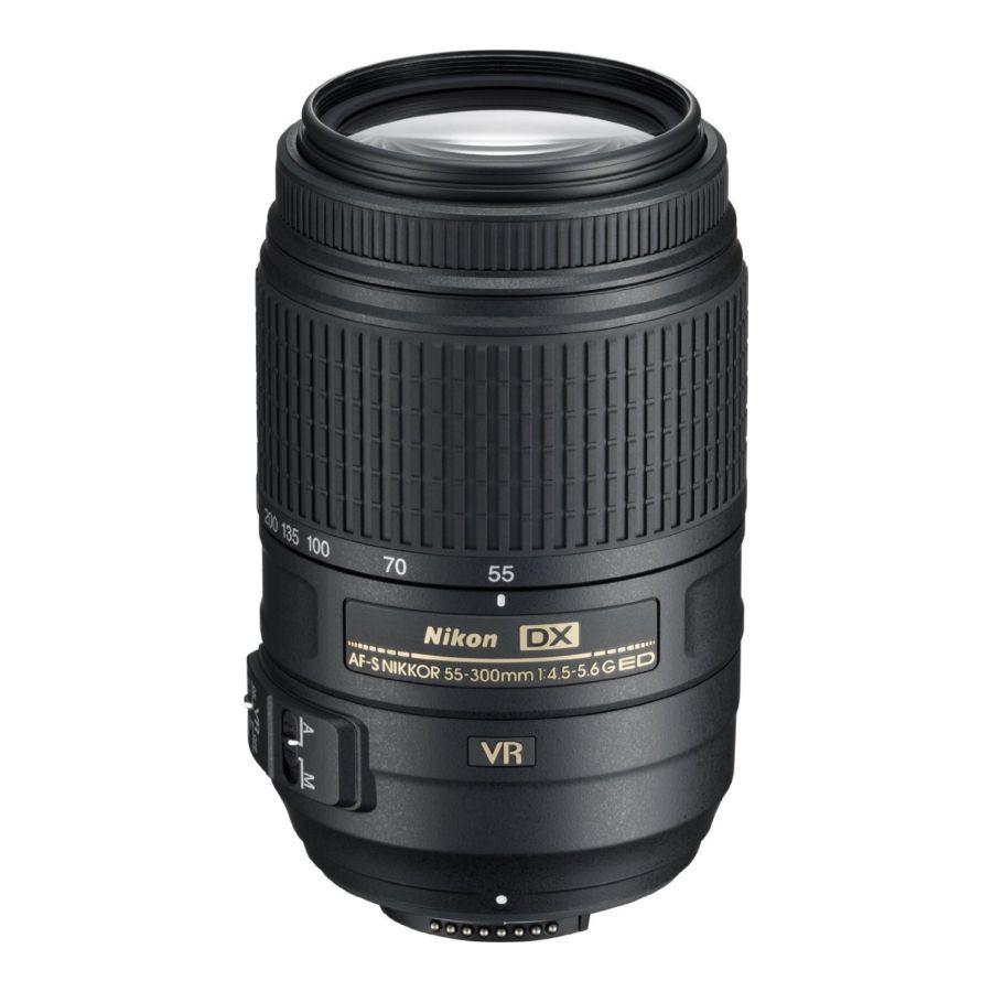 Fotografia - Nikkor 55-300mm
