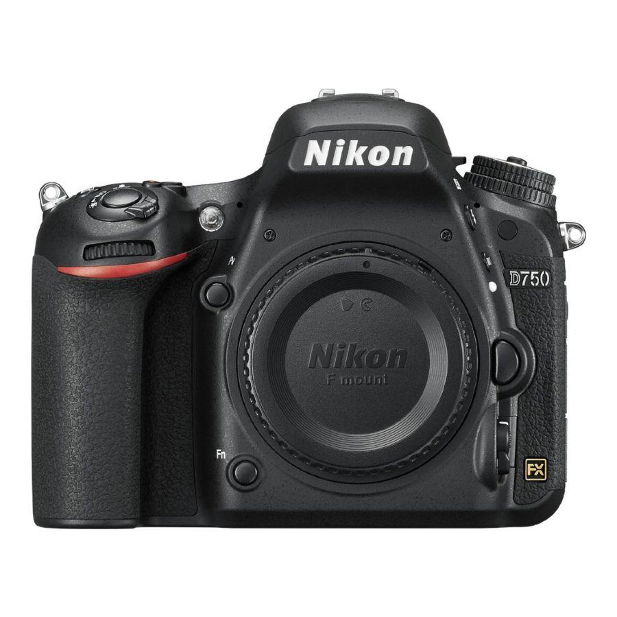 Fotografia - Nikon D750