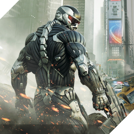 Badge - Giochi - Crysis 2