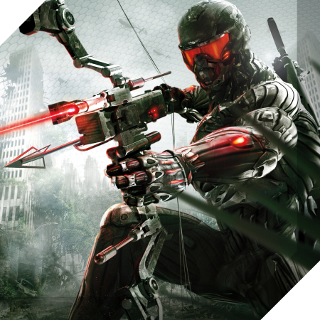 Badge - Giochi - Crysis 3