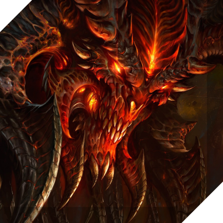 Badge - Giochi - Diablo 3
