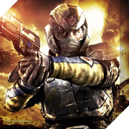 Badge - Giochi - Planetside 2