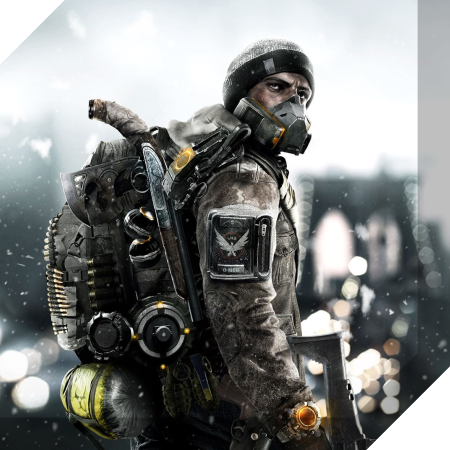 Badge - Giochi - Tom Clancy's The Division