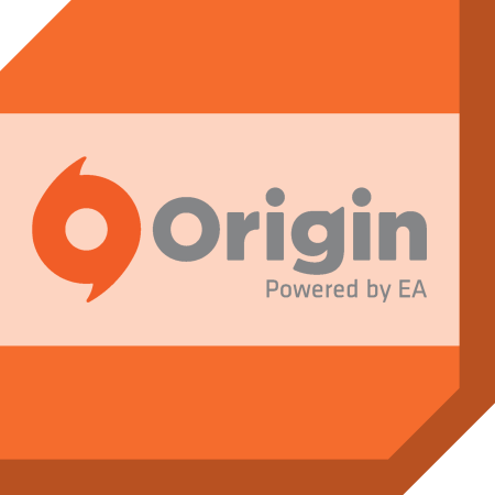 Badge - Piattaforme - Origin