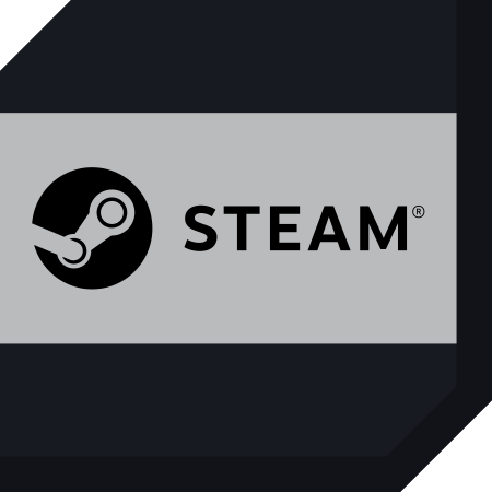 Badge - Piattaforme - Steam