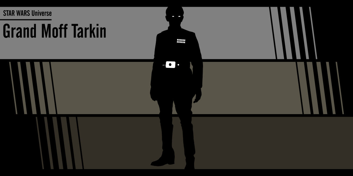 Fan art Star Wars: Grand Moff Tarkin