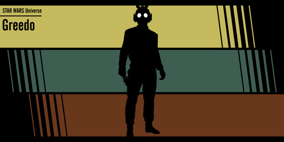 Fan art Star Wars: Greedo