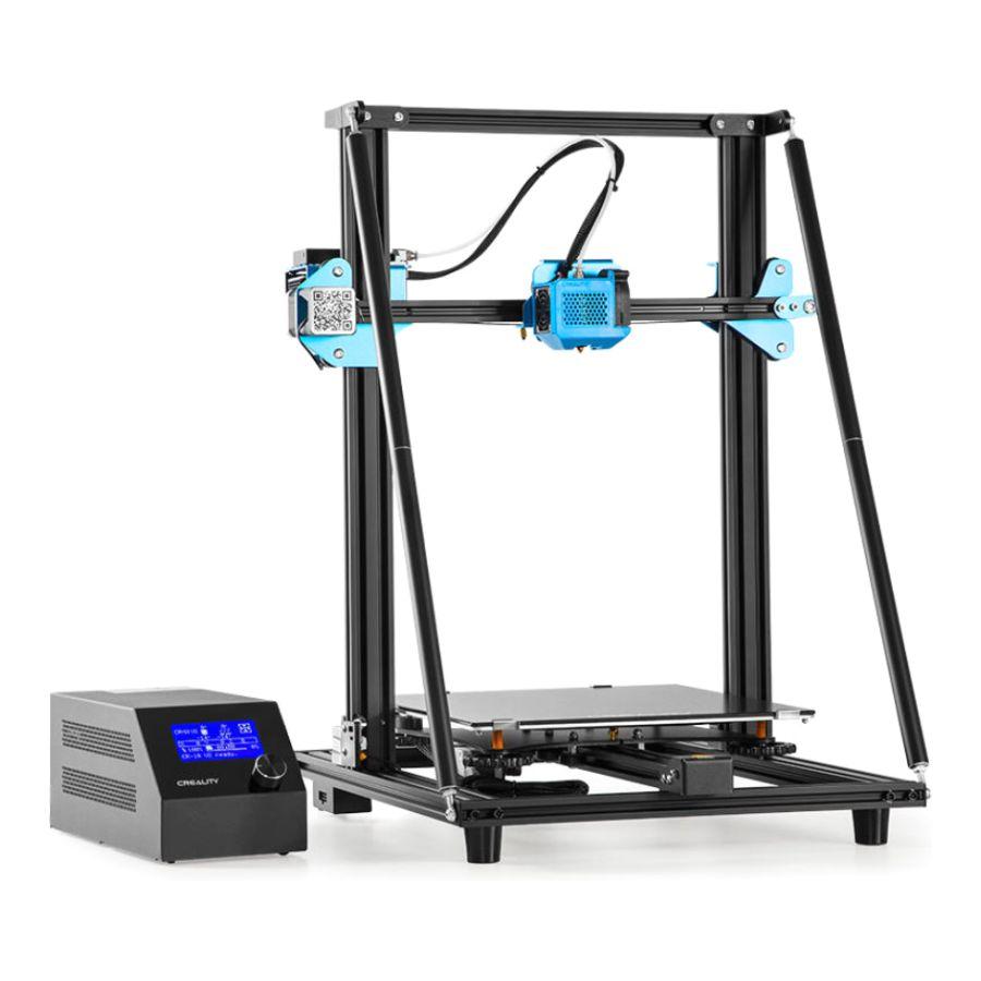 Stampa 3D - Creality CR-10 V2